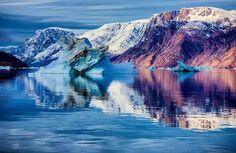Sailing at the Harefjord