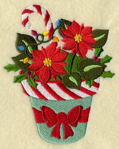 Machine Embroidery Designs at Embroidery Library! - Color Change - F7175