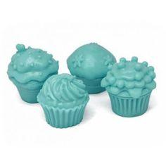 Molde de jabones, 4 cupcakes