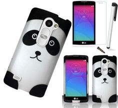 Locaa(TM) For LG Leon H340N New Leather Case + Phone ...