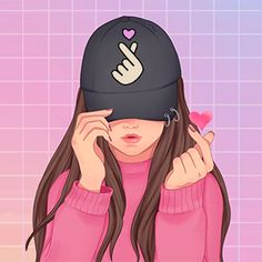 Holographic Wallpapers, Bts Army Logo, Teen Wallpaper, Star Wallpaper, Bridal Hair Buns, Bts Concept Photo, Cute Girl Drawing, Black Pink Kpop, Digital Art Girl