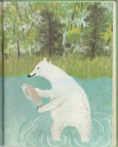 roger-duvoisin, rare-hard-to-find, childrens-book, childrens-books, picture-book, acceptance, diversity, tolerance, friendship-friend, bear-bears, animal-story, be-yourself, working-together Snowy is a polar bear who is friends with a gull named Kitty. Lured by Kittys descriptions