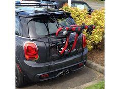 118.99 Yakima Superjoe Pro 2-bike Rear Mount Bike Rack -