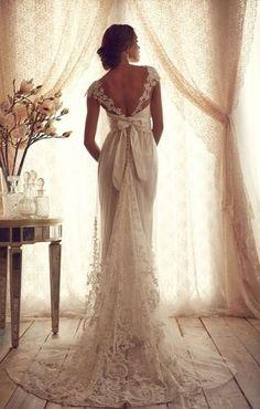 Vestidos de noiva com costas trabalhadas - Inspire-se - Para Casamento