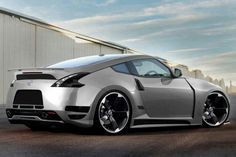 #370z #nissan Now who does not want this car.... Like its perfect!