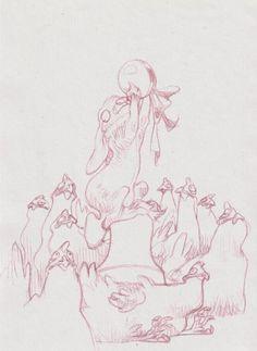 Clair Wendling's art