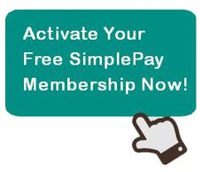 Activate SimplePay