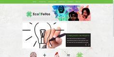 EcoeFeitos - Desenvolvimento de site e CMS