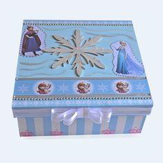 Caixa Frozen