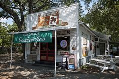 Avenue B Grocery in Hyde Park offers deli sandwiches and soups. Located at 4403 Avenue B. Deli Sandwiches, Cheese Shop, Ice Cream Parlor, Vegan Ice Cream, Hyde Park, Soups, Texas, Homemade, Home Made