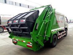 dongfeng compactor garbage truck-garbage truck