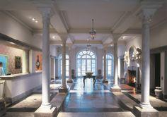 Recepción Villa Padierna Palace Hotel