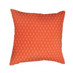 Prism Orange Medium Cushion 50x50cm