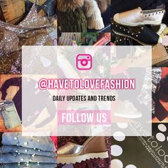 'Baby follow ma Insta'... Show us some Insta loving! Follow us @havetolovefashion https://www.instagram.com/havetolovefashion/ #instagram #follow #NEfollowers