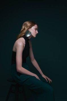 Jewelery, Backless, Vogue, Artist, Model, Ideas, Dresses, Fashion, Jewlery