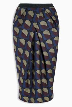 Buy Multi Jacquard Tulip Skirt from the Next UK online shop Best African Dresses, Latest African Fashion Dresses, African Print Fashion, African Traditional Dresses, African Print Dress Designs, African Print Skirt, Dress Shirts For Women, Tulip Skirt, Uk Online
