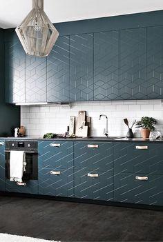 Smart studio living - via Coco Lapine Design blog
