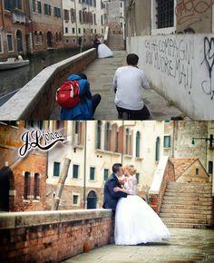 Fotografo matrimonio Venezia, Italia