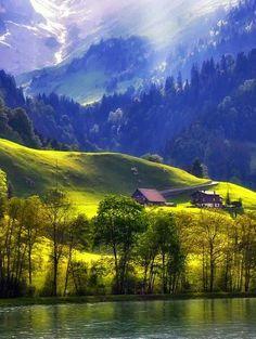 ermosos paisajes