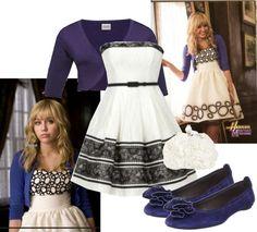 Hannah Montana (Hannah Montana) Inspired Outfit
