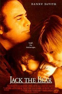 In Jack the Bear, Danny DeVito gives a tender, sweet and touching performance as a single parent trying to raise his two young sons and protect them from harm.