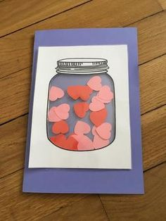Insanely Smart DIY Valentine Card Ideas For You – Julia Palosini Mothers Day Crafts, Valentine Day Crafts, Valentines, Diy For Kids, Crafts For Kids, Diy And Crafts, Paper Crafts, Diy Clutch, Handmade Birthday Cards