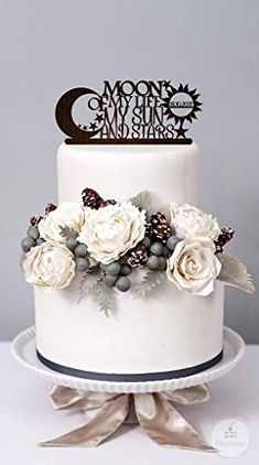 Wedding Cake Topper Moon of My Life My Sun And Star Cake Topper Gamer toppers Game of Thrones GoT cake topper?