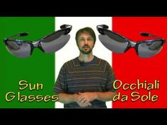 Italian Lessons: 5 - Things at the Beach