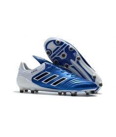 Adidas Copa 17.1 FG PEVNÝ POVRCH kopačky modrý bílá černá. Crampon Adidas 3e2bdd7aa