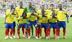 Equipo de Ecuador en el mundial