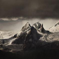 #4925 - Les pyramides - Alpes 2010