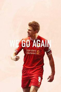 Captain Fantastic and his motivational speech - FC - Reds Liverpool Anfield, Liverpool Players, Liverpool Football Club, Liverpool Kop, Salah Liverpool, Liverpool Fc Wallpaper, Liverpool Wallpapers, Steven Gerrard Liverpool, Stevie G