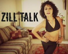 Coffee talk: using zills in belly dancing ~ Free belly dance classes online with Tiazza Rose