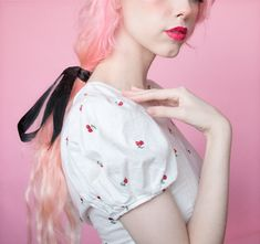 Spring Trends: Cherry Print - Mermaidens