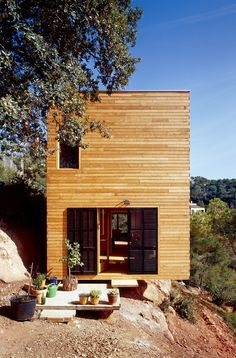 Let me live here, please! House 205 - Harquitctes | Design.org