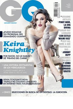 Mayo 2012: Keira Knightley