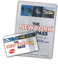 The new york pass. Over 70 New York attractions...used this last time I was in New York. Worth it for any visitor to NY who wants to see the normal tourist sites.