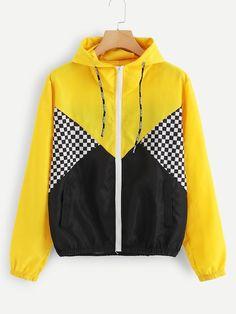 Hooded Coats   Jackets Fall Jackets fb6d7422c01