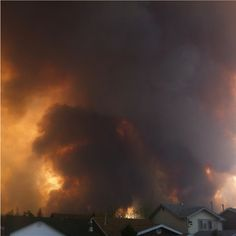 Tara's View of the World: My Life as a Fort McMurray Wildfire Evacuee