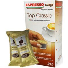Capsule caffè espresso cap Termozeta miscela top classic cap. Confezione di 120 capsule caffè cap Termozeta in offerta. Capsule caffè espresso Terzometa in offerta ai prezzi più bassi del web.