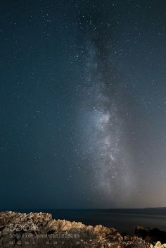 Milky Way from Antibes Cap (France)  Milky Way from Antibes Cap (France)  Camera: Canon EOS 700D Shutter Speed: 20sec ISO/Film: 3200  Image credit: http://ift.tt/29iL6ie Visit http://ift.tt/1qPHad3 and read how to see the #MilkyWay  #Galaxy #Stars #Nightscape #Astrophotography