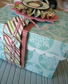 Gift box tutorial (scor-pal promo project)