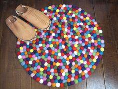 まんまる♪フェルトボールで作る雑貨がかわいい - Weboo
