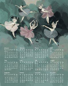 Victoria Ying calendar