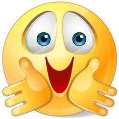 Hugging Smiley for Facebook