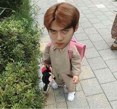 Ngkk lol The post Ngkk lol appeared first on Kpop Memes. Exo Memes, Funny Kpop Memes, Cute Memes, Baekhyun, Sehun Cute, All Meme, Kpop Exo, Meme Faces, Funny Faces
