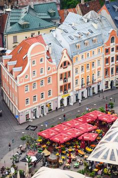 Old Town, Riga, Latvia - One of the top bargain destinations on the European continent