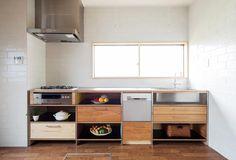 キッチン(堺のキッチン) - キッチン事例|SUVACO(スバコ)