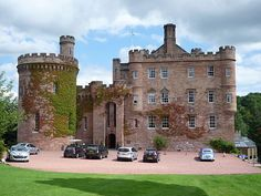 Dalhousie Castle                                                                                                                                                                                 More