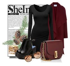 """""""SheIn2"""" by irmica-831 ❤ liked on Polyvore featuring Balmain, Harris Wharf London, J.TOMSON and Marc Jacobs"""